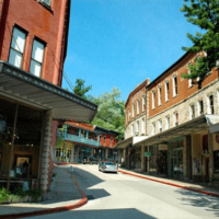 Come see just how cool Eureka Springs is.