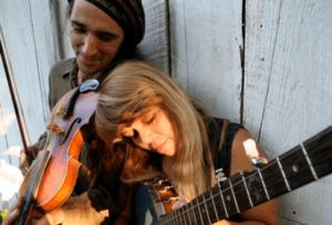Still On The Hill plays at the 64th Original Ozark Folk Festival.