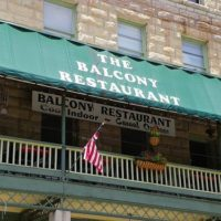 Balcony Restaurant