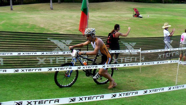 Lake Leatherwood XTERRA Festival