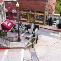 Eureka Springs history