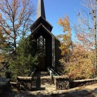 Eureka Springs wedding chapels