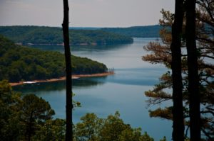 enjoying the beautiful views is just one of the many things to do in Eureka Springs