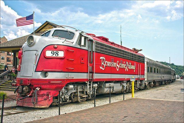 Branson Railroad Tours