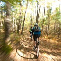 Mountain Biking near Eureka Springs
