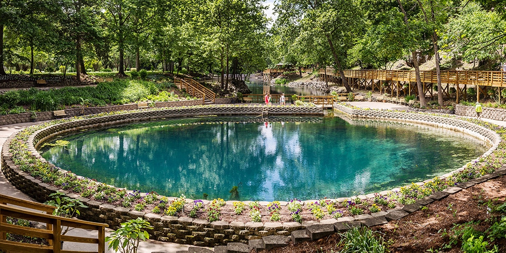 Visit our Romantic Eureka Springs Bed and Breakfast This Summer or Fall