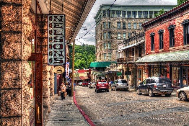 Things to do in Eureka Springs This Summer