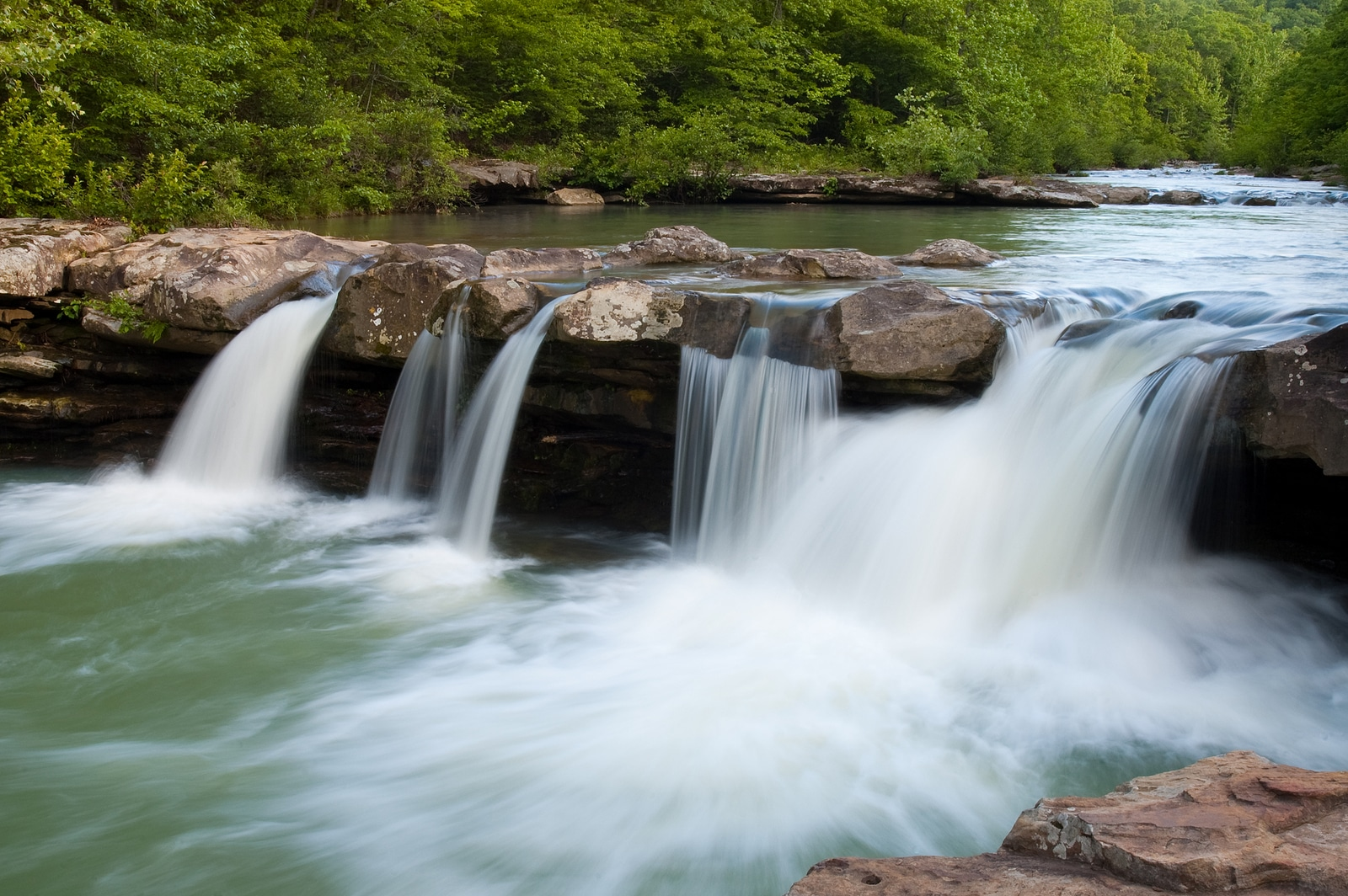Visit Kings River Falls Near Eureka Springs