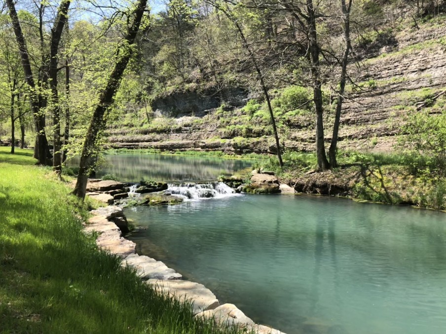 Spend a Day at Dogwood Canyon Nature Park